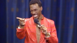 Is Eddie Murphy the greatest comedian of all time? The Dude Logic guys put him up to the test!