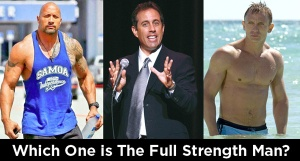Man Strength can be physical, mental, intellectual, or emotional. But how should we display man strength?